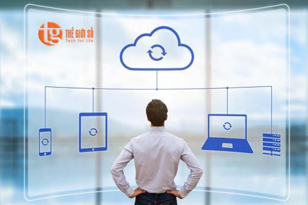 Dịch vụ Cloud Backup