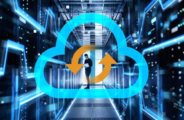 Giải Pháp Cloud Backup