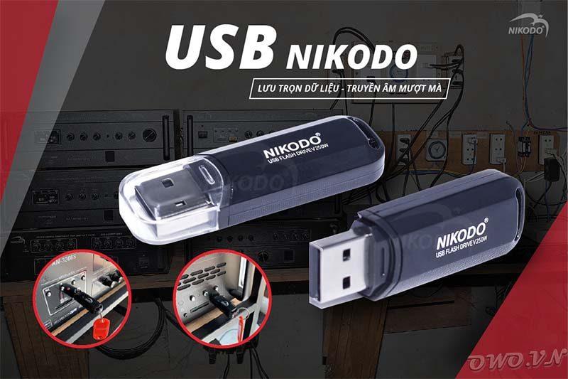 USB NIKODO