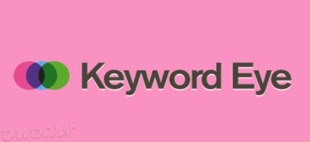 mua chung Công cụ Keyword Eye