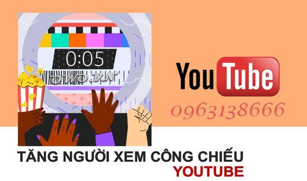 công chiếu youtube